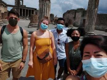 Pompeji: Geführter Rundgang mit Eintrittskarte