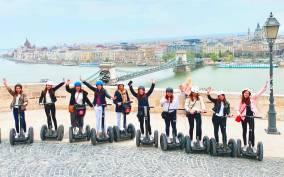 Budapest Highlights: 2.5-Hour Segway Tour