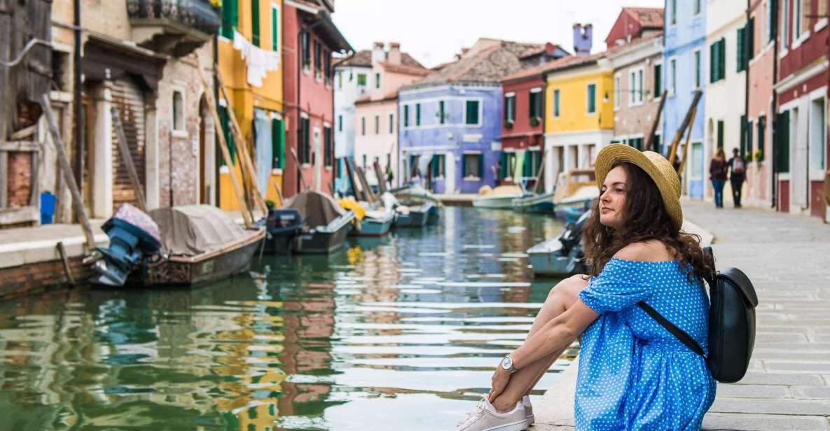 Venedig: Murano, Torcello & Burano Bootstour mit Guide
