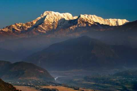 Pokhara: Sunrise Tour to Sarangkot