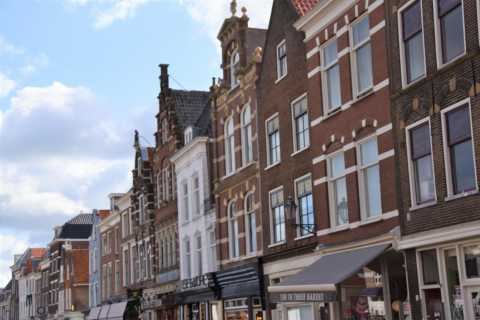 Delft: tour guiado histórico y cultural privado a pie