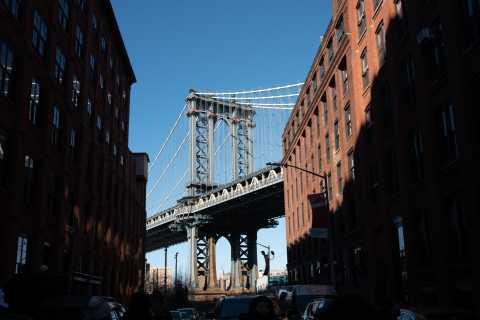 Brooklyn: Excursão a pé pela ponte do Brooklyn e beira-mar