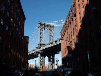 Brooklyn Bridge Architektur- und Waterfront-District-Tour