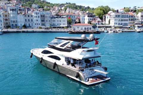 Luxury Private Yacht Rental