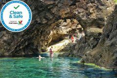 Excursão Terraços Encantados e Porto Moniz saindo do Funchal