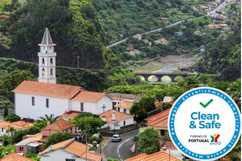 Northeast Madeira 4X4 Tour from Funchal