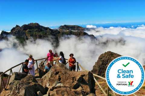 Madeira Peaks: Full-Day Tour by Open 4x4
