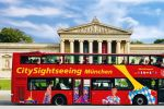 Munich Hop-On Hop-Off Tour: 1-Day or 2-Day Ticket