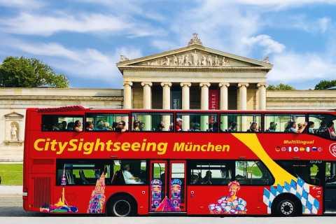 Autobús turístico por Múnich: Ticket de 1 día o 2 días