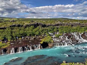 Reykjavik: Silver Circle, Canyon Baths und Waterfalls Tour