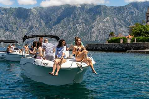 Kotor: Blue Cave Private Boat Tour
