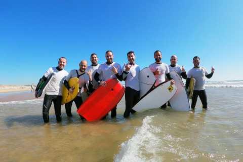 Lisbon Bodyboard Experience
