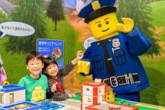 Tóquio: Ingresso para o Madame Tussauds e o Legoland Discovery Center