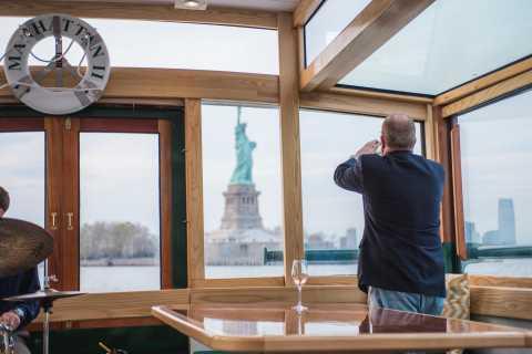 Nowy Jork: Sunset Yacht Cruise