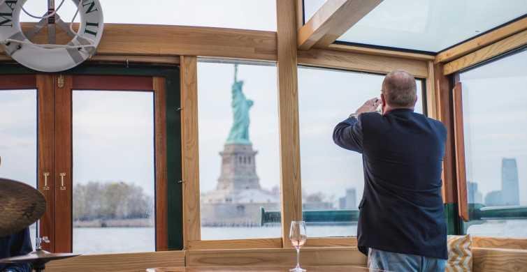 New York: croisière en yacht au coucher du soleil