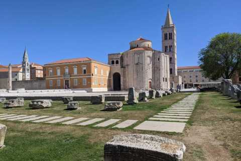 Zadar: Private Walking Tour Through 3,000 Years of History