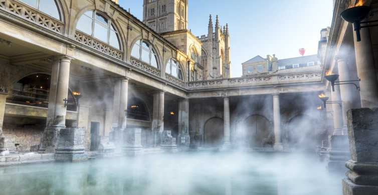 Stonehenge & Roman Baths: Full-Day Tour from London