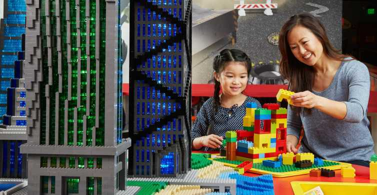 Berlin: Admission to Legoland Discovery Centre