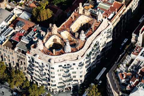Barcelona: visita guiada a la Pedrera escondida