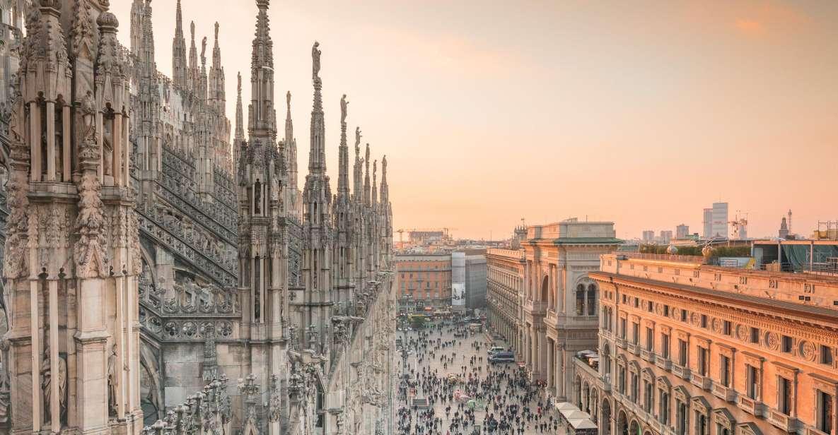 Ingresso para os Terraços da Catedral de Milão