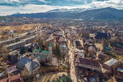 From Krakow: Excursion to Zakopane Town in Tatra Mountains