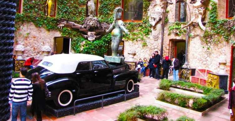 Full-Day Salvador Dalí Tour from Barcelona