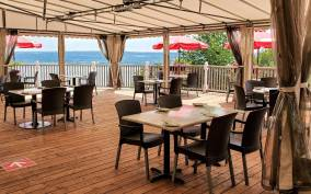 Quebec City: Montmorency Falls Outdoor Dining Experience