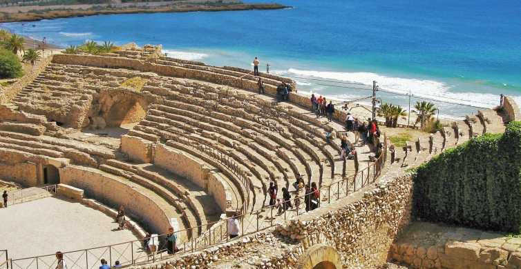 From Barcelona: Private Half-Day Tarragona Tour with Pickup