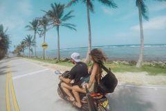 San Andres: Aluguel de scooter