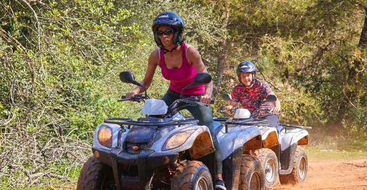 Mallorca: Quad Bike Off-Road Tour