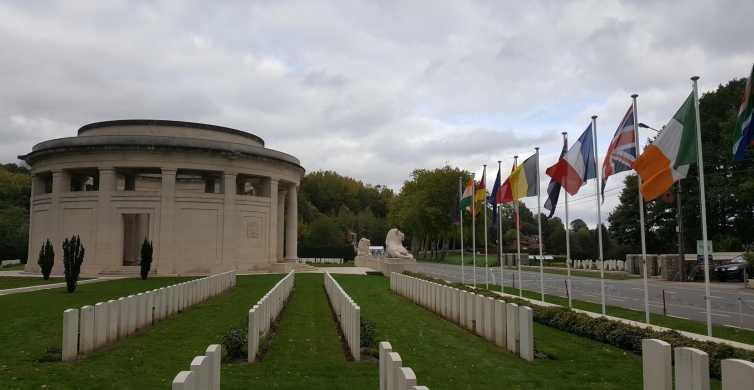 From Bruges: Full Day Flanders Battlefield Private Tour