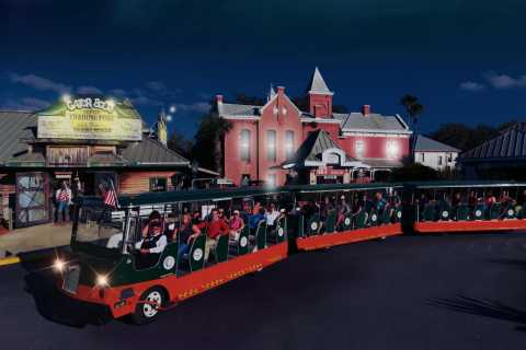 St. Augustine: Haunted Old Town Trolley Tour