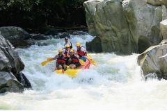 Medellín: Experiência de Rafting no Rio Calderas