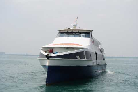 Dumaguete-Siquijor: Fast-Track Ferry E-Ticket