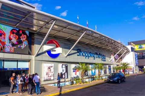 Foz do Iguaçu/Puerto Iguazu: Ciudad del Este Shopping Tour