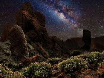 Teide by Night auf Niederländisch oder Französisch: Sunset & Stargazing Tour