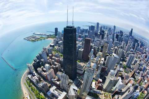 360 Chicago Observation Deck Admission: Skip the Ticket Desk