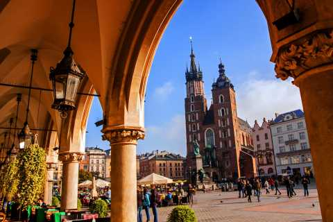 "Krakow: Old Town ""Royal Route"" Private Walking Tour"