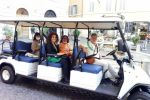 Experience Rome by Golf Cart