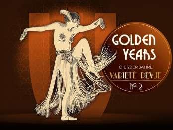 """Berlin: Ticket für """"Golden Years"""" - 20er Jahre Varieté Revue"""