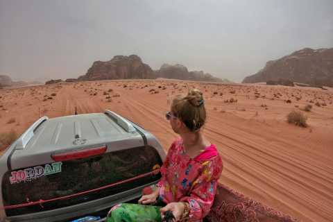 From Aqaba: 3-Day Petra and Wadi Rum Private Tour