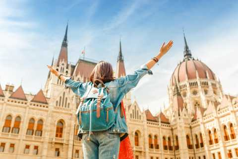Budapest: 1-Hour Parliament Tour with Hotel Pick-up