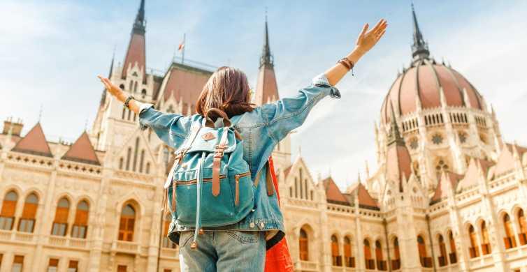 Budapeste: Excursão Parlamento 1 Hora
