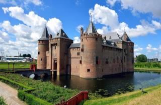 Amsterdam: Eintrittskarte zum Schloss Muiderslot