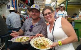 Mazatlan: Pino Suarez Market Walking Tour with Tastings