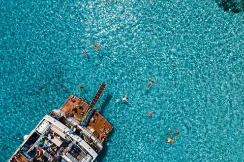 Ab Korfu: Kreuzfahrt Paxos, Antipaxos und Blauen Grotten