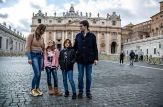 Rom: Vatikanstadt & Museen - Kinderfreundliche Privattour