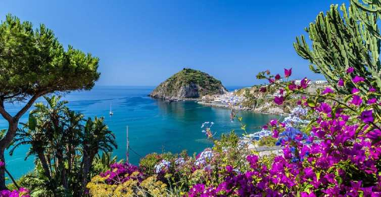 Ischia Day Trip with Lunch from Naples