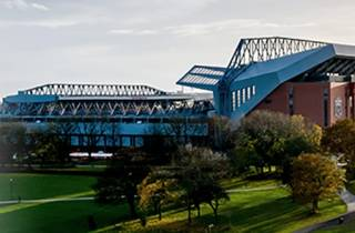 Liverpool: Die Anfield Stadium Origins Tour