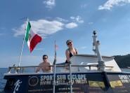 Catania: Bootsausflug mit Schnorcheln